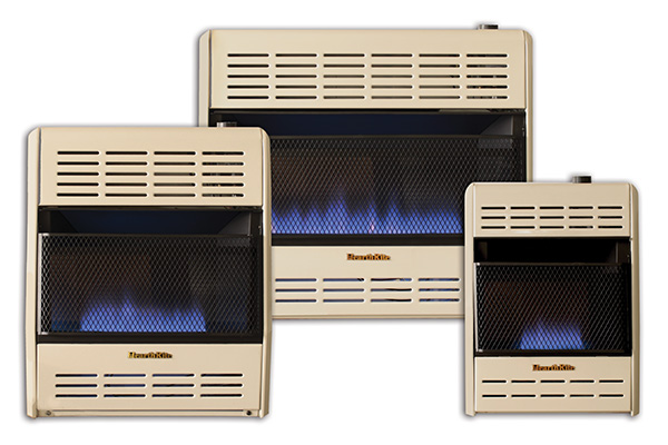 Blue Flame Heaters Empire Heating Systems