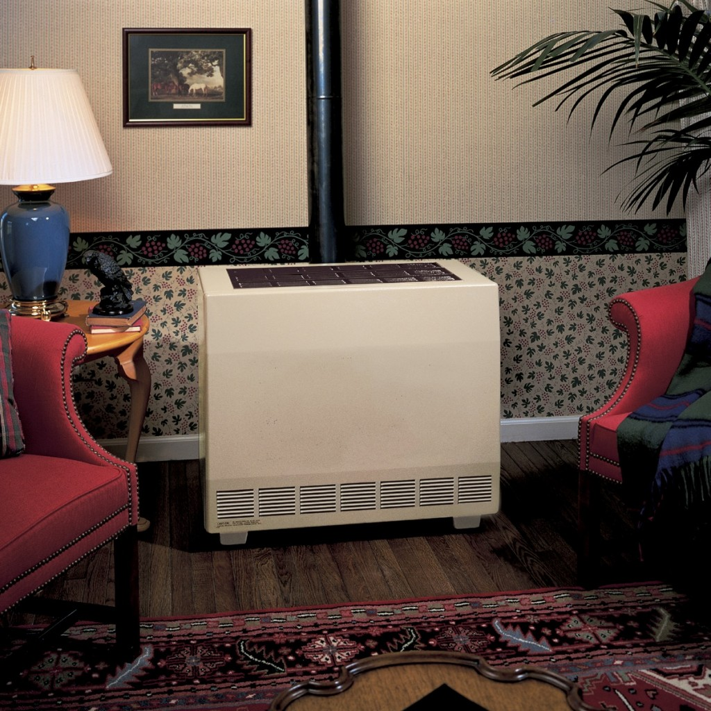 Visual Flame and Console Room Heaters - Empire Heating Systems
